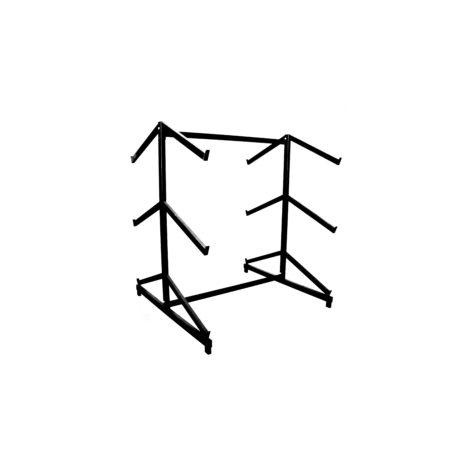 3. Regał do trumien dwustronny
