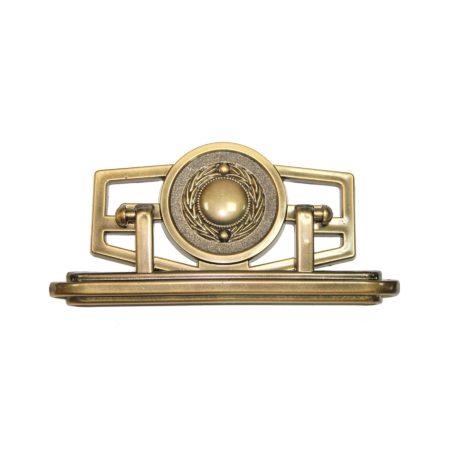 Antaba dekoracyjna 1 stare złoto